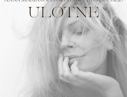 Anna Maria Jopek & Branford Marsalis – Ulotne – AMJ/Musicom
