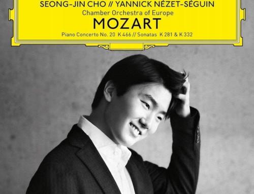 Seong-Jin Cho – Mozart – Deutsche Grammophon