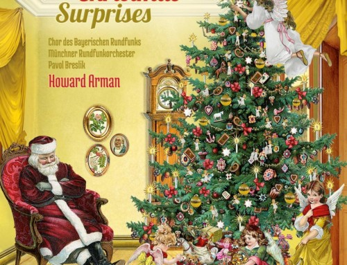Howard Arman Orchestra – More Christmas Surprises – Sony Music