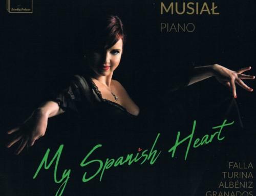 Katarzyna Musiał – My Spanish Heart – DUX Recordings