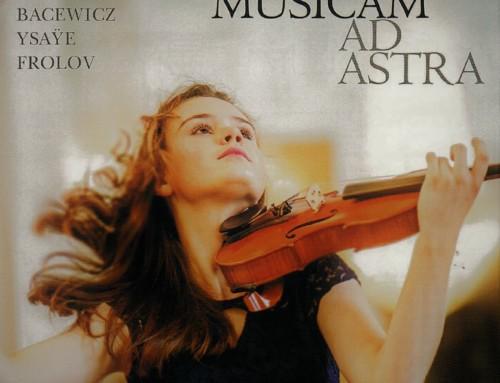Marta Gębska – Per Musicam Ad Astra – DUX Recordings
