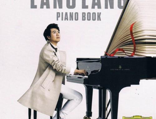 Lang Lang – Piano Book – Deutsche Grammophon