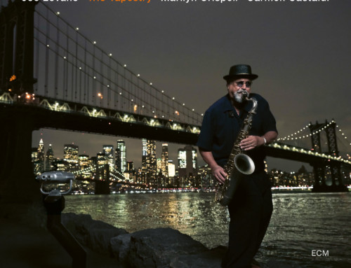 Joe Lovano – Trio Tapestry – ECM Records