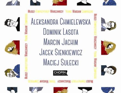 Młodzi Kompozytorzy Warszawscy – Chopin University Press