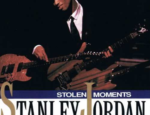 Stanley Jordan Trio – Stolen Moments – Blue Note Records