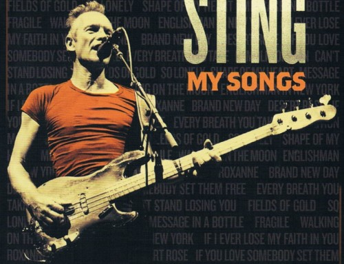 Sting- My Songs – A&M Records