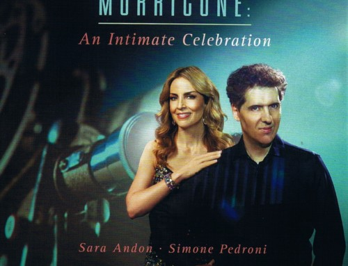Sara Andon & Simone Pedroni – Cinema Morricone: An Intimate Celebration – Sony Music