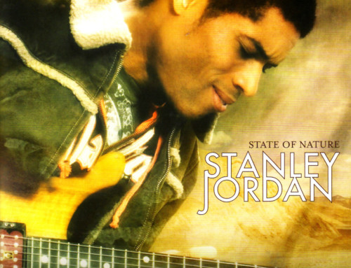 Stanley Jordan – State Of Nature – Mack Avenue Records