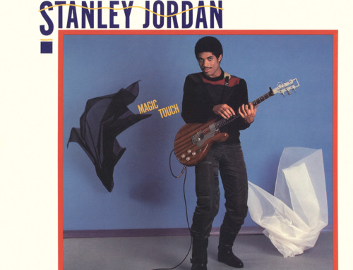 Stanley Jordan – Magic Touch – Blue Note Records
