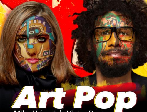 Mika Urbaniak/Victor Davies – Art Pop – Wydawnictwo Agora