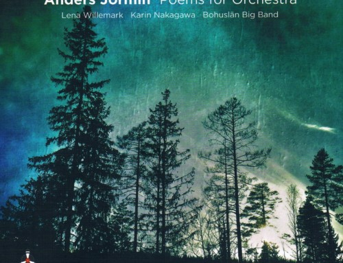 Anders Jormin – Poems for Orchestra – Losen Records