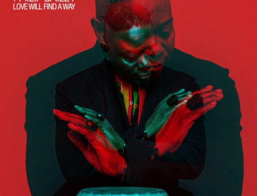 Philip Bailey – Love Will Find A Way –  Verve Records
