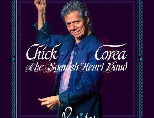 Chick Corea/The Spanish Heart Band – Antidote – Concord Records