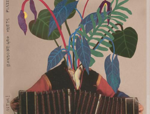 Bandonegro – Hola Astor: Bandonegro Meets Piazzolla – SJ Records
