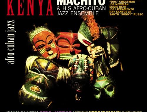 Machito – Kenya/Latin Soul Plus Jazz – Moon Records