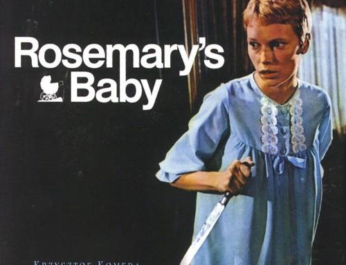 Krzysztof Komeda – Rosemary's Baby – Harkit Records