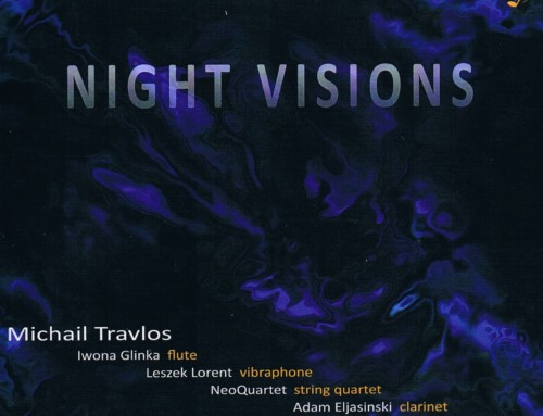 Michail Travlos – Night Visions – Phasma Music