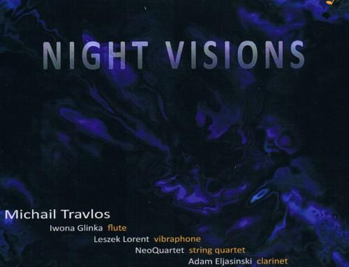 Michail Travlos – Night Visions – Phasma Music