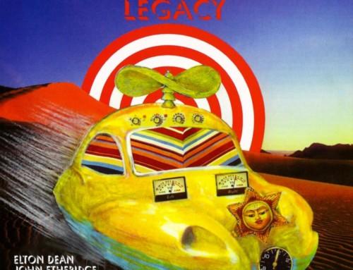 Elton Dean – Soft Machine/Legacy – Moon June Records