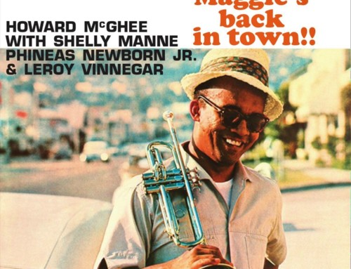 Howard McGhee – Maggie's Back In Town – Reprise Records