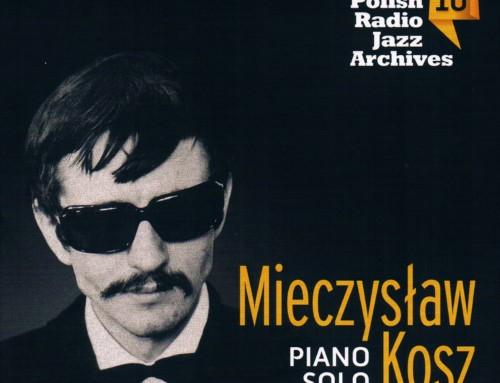 Mieczysław Kosz – Piano Solo – Polskie Radio