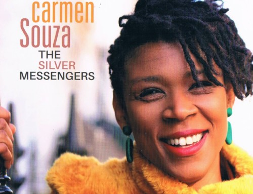 Carmen Souza – The Silver Messengers – Galileo Music