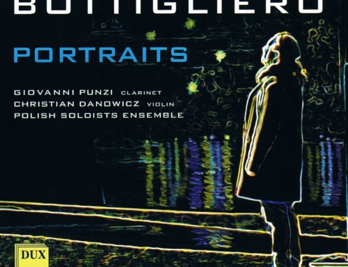 Francesco Bottigliero – Portraits – DUX Recordings