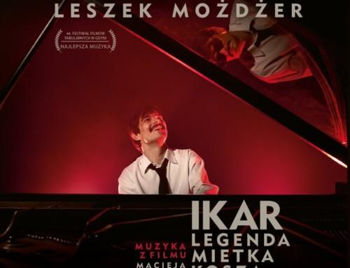 Leszek Możdżer – Ikar. Legenda Mietka Kosza – Wydawnictwo Agora