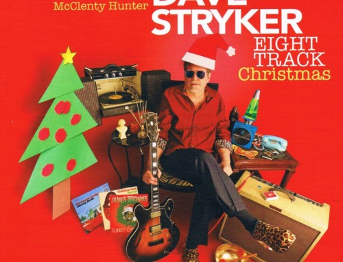 Dave Stryker – Eight Track Christmas –Strikezone Records