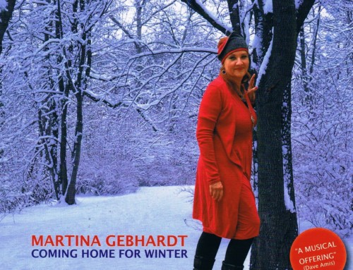 Martina Gebhardt – Coming Home For Winter – Laika Records
