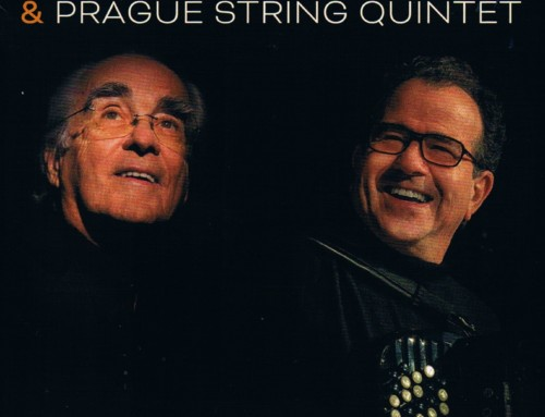 Richard Galliano & Praque String Quintet – Tribute to Michel Legrand – Sony Music