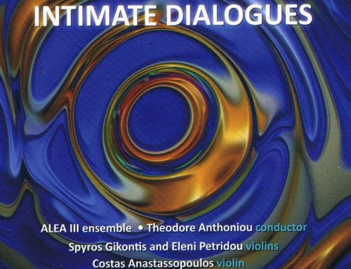 Alkis Baltas – Intimate Dialoques – Phasma Music/Soliton