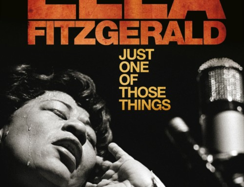 Ella Fitzgerald – Just One of Those Things – Universal/Musicine