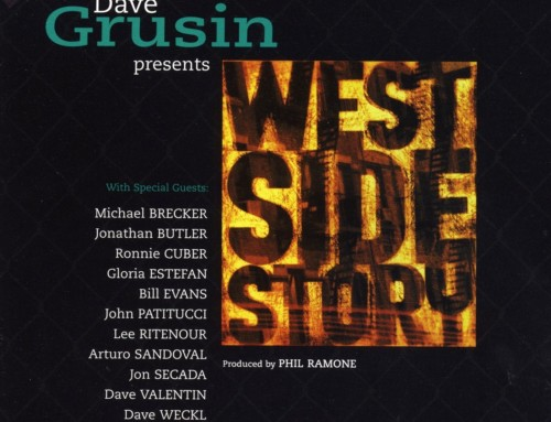 Dave Grusin – West Side Story – GRP Records