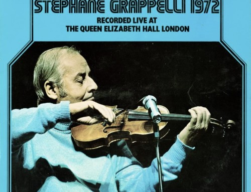 Stephane Grappelli – Live At The Queen Elizabeth Hall – RCA Records