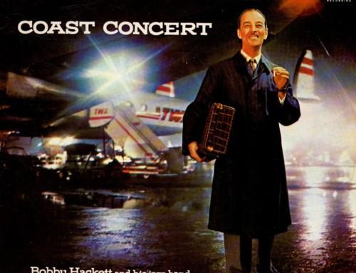 Bobby Hackett – Coast Concert – Capitol Records