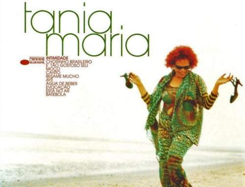Tania Maria – Intimidate – Blue Note Records