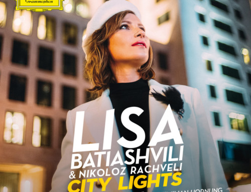 Lisa Batiashvili – City Lights – Deutsche Grammophon