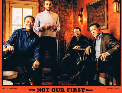 Yo-Yo Ma/Stuart Duncan/Edgar Meyer & Chris Thiele – Not Our First Goat Rodeo – Sony Music