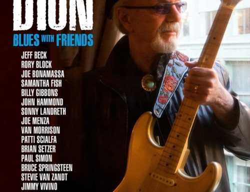 Dion – Blues with Friends – KTBA Records