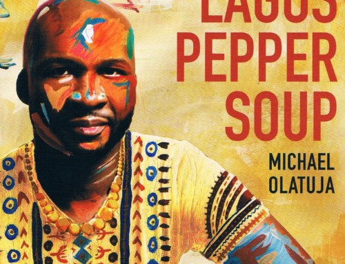 Michael Olatuja – Lagos Pepper Soup – Whirlwind Recordings