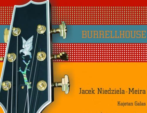 Jacek Niedziela-Meira – Burrellhouse –SJ Records