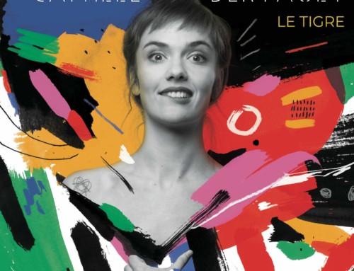 Camille Bertault – Le Tigre – Sony/OKeh Records