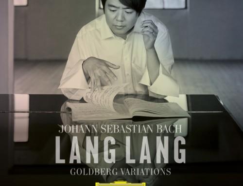 Lang Lang – Goldberg Variations – Deutsche Grammophon