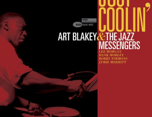 Art Blakey & The Jazz Messengers – Just Cooling – Blue Note Records