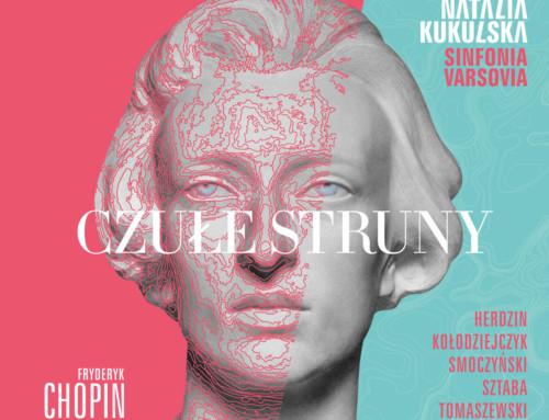 Natalia Kukulska & Sinfonia Varsovia – Czułe struny – Agora