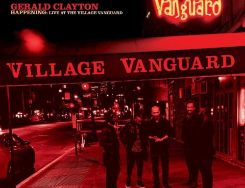 Gerald Clayton – Happening:Live at the Village Vanguard – Blue Note Records