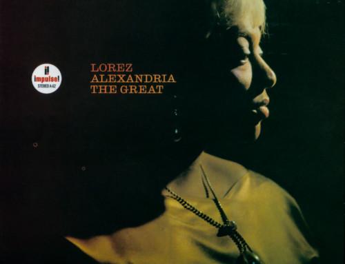 Lorez Alexandria – The Great – Impulse Records