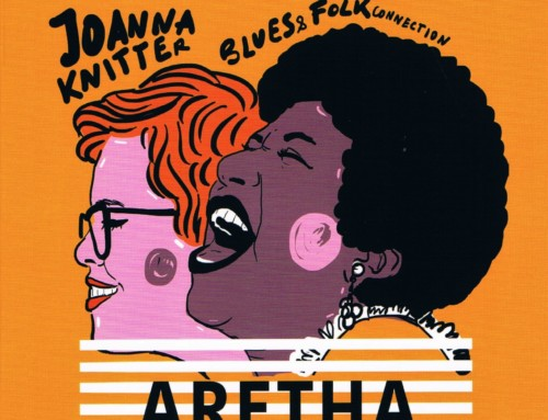 Joanna Knitter/ Blues & Folk Connection – Aretha – Allegro Records