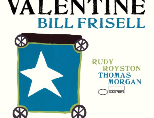 Bill Frisell – Valentine – Blue Note Records